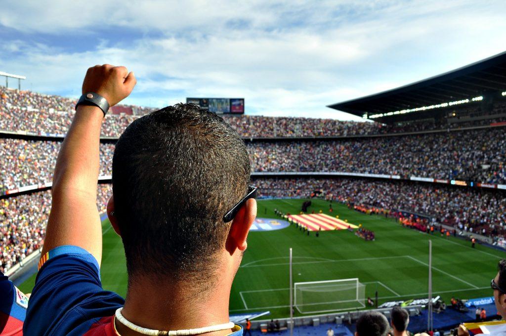 Barcelona fotbollsresa